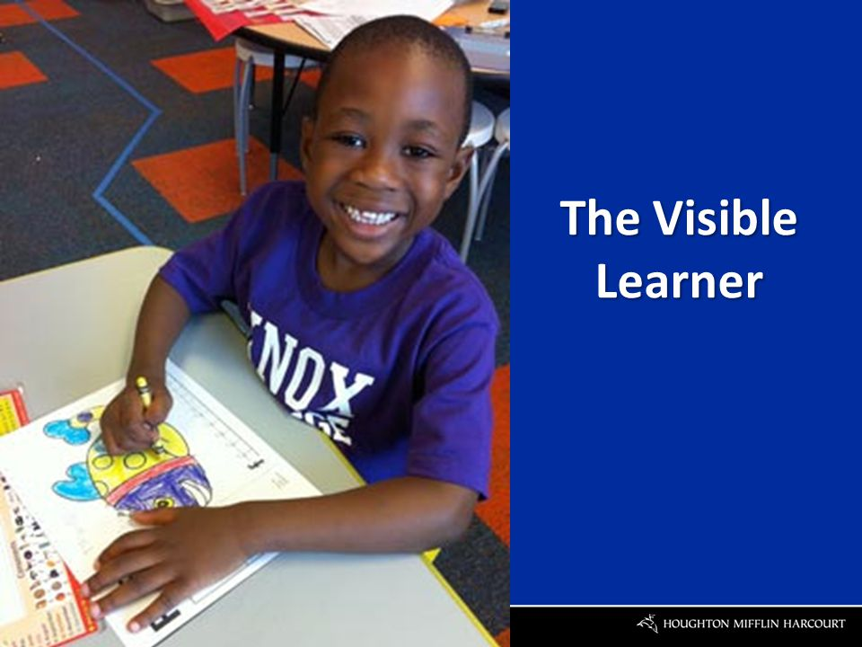 The Visible Learner