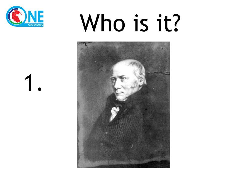 Who is it 1.