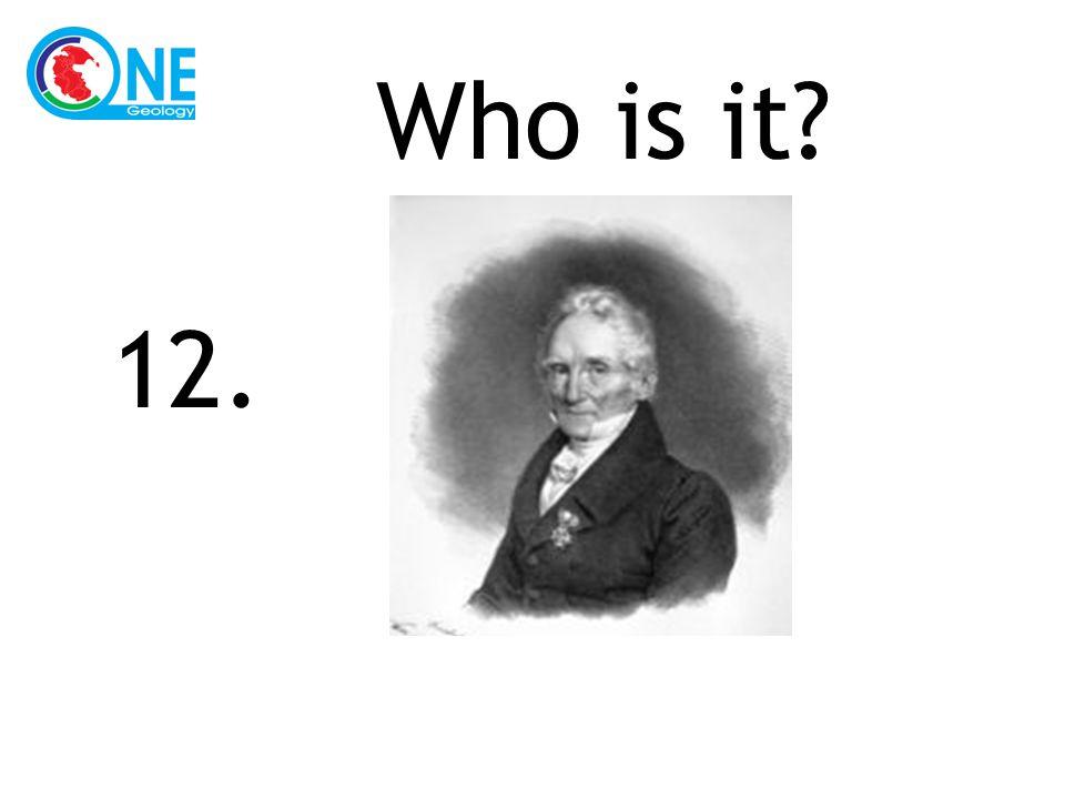 Who is it 12.