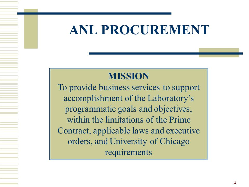 13 Effective Internal Controls (Percent of compliance) ANL Procurement compliance performance exceeds DOE/BSC average by 4.0%