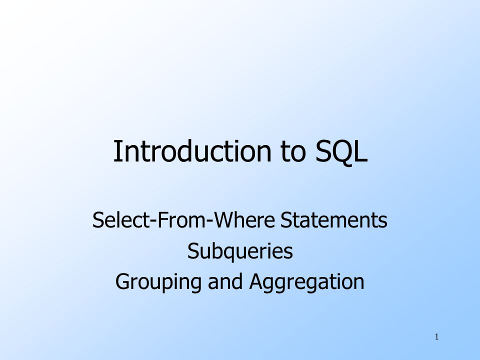 52 Join Expressions uSQL provides several versions of (bag) joins.