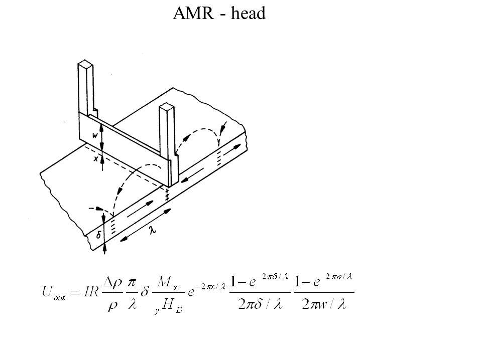 AMR - head
