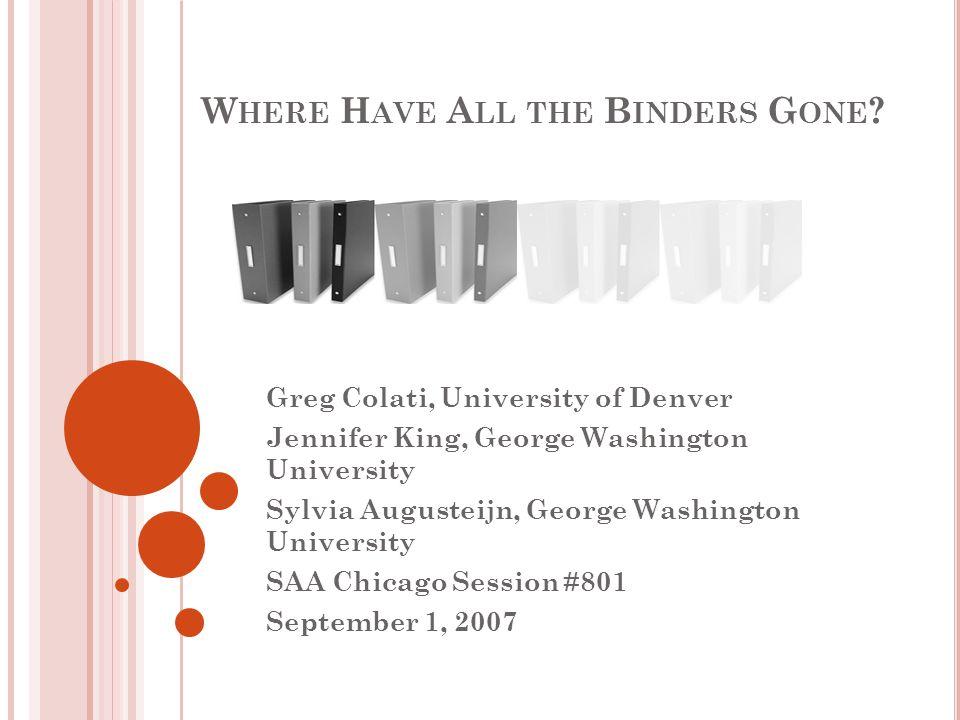 N EW S KILLS FOR THE D IGITAL E RA Jennifer King George Washington University
