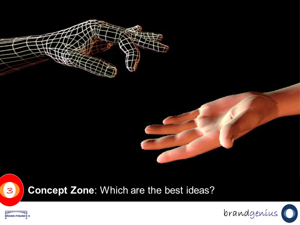 Concept Zone: Which are the best ideas brandgenius 3