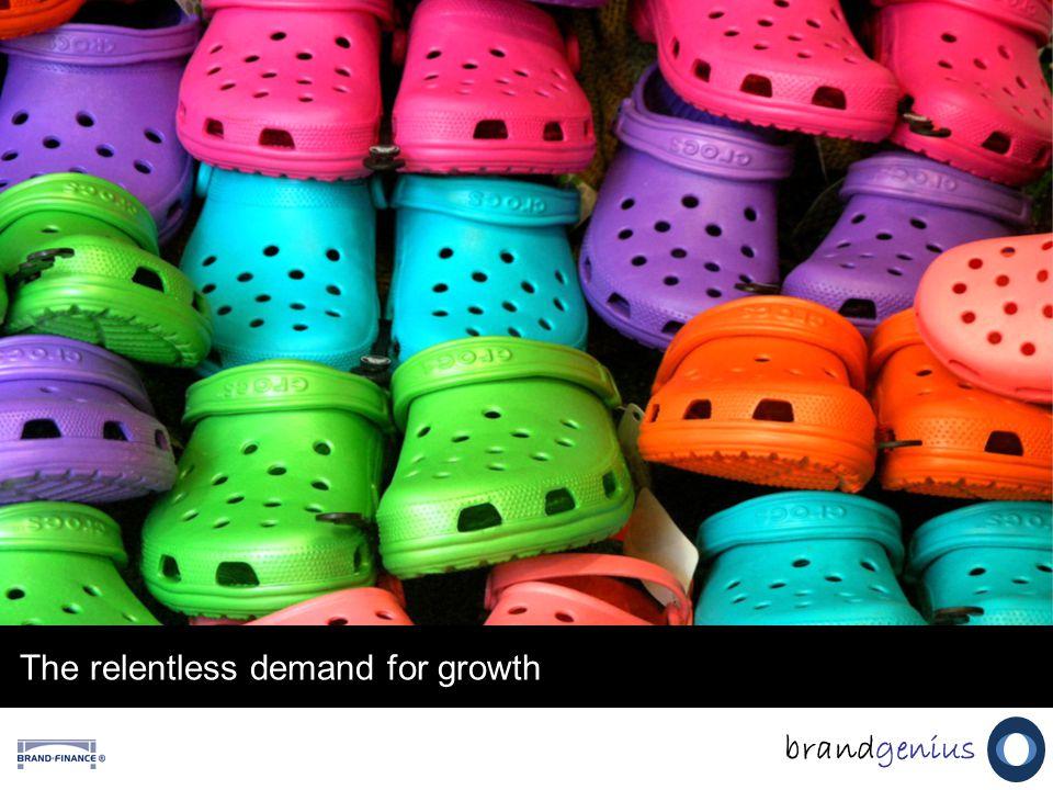 The obsessive desire for more brandgenius