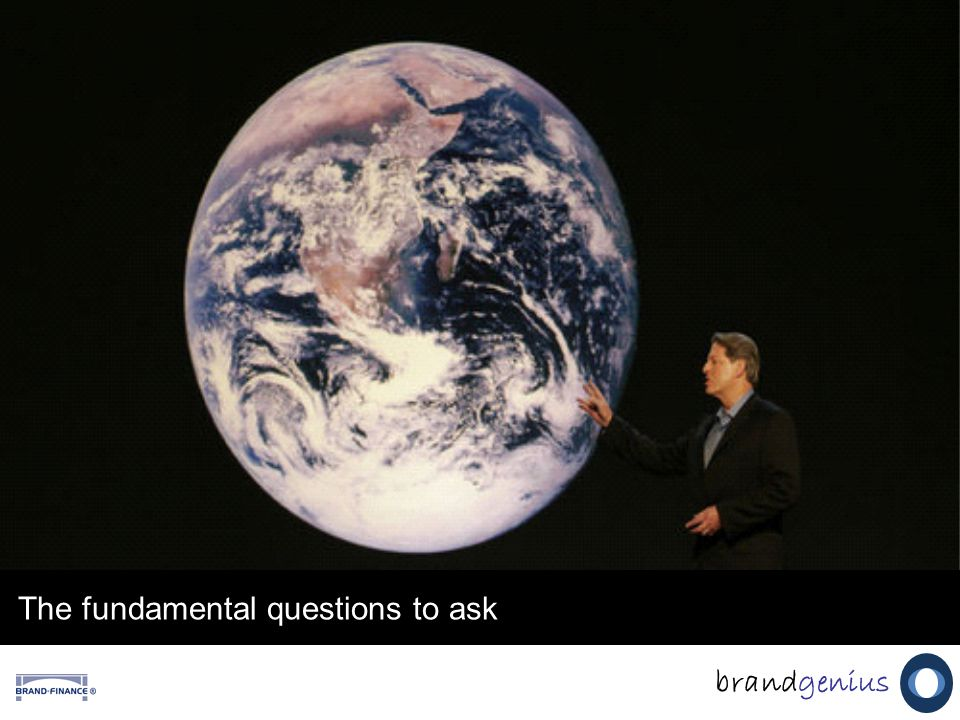 The fundamental questions to ask brandgenius