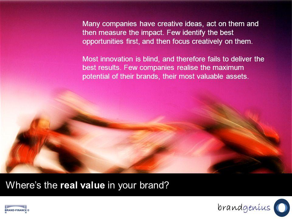 Creative Zone: What are all the possibilities? brandgenius 2