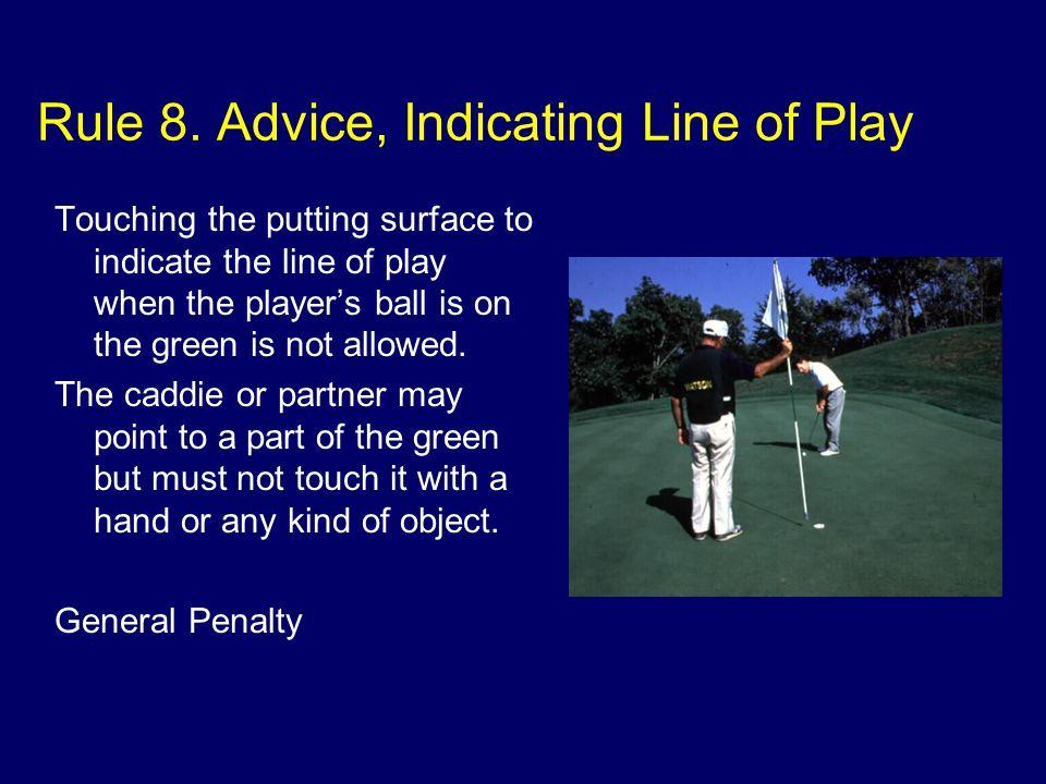 Rule 8.