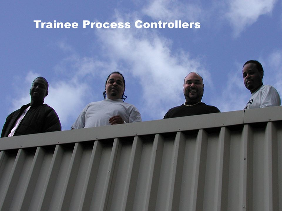 Trainee Process Controllers