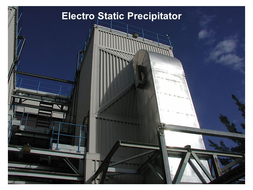 Electro Static Precipitator