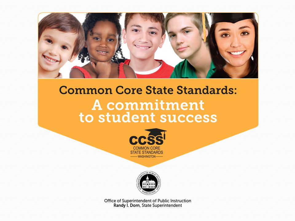 CCSS Connections – Grades 3-5 Saturday 8:00 - 09:30 AM Workshop Ann Sipe - ESD 105 Sue Bluestein - ESD 112 Regency F CCSS-M in Grades 3-5: When the Rubber Meets the Road Develop a deeper understanding of how students progress in their understanding of the CCSS, at each grade level on their way to becoming college and career ready in mathematics.