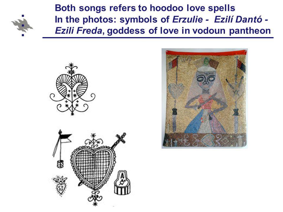 Haitian mambo priestess