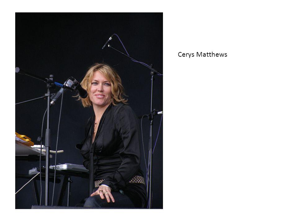 Cerys Matthews