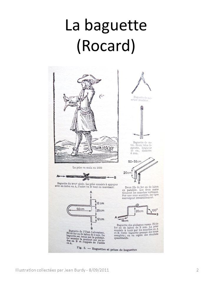 La baguette (Rocard) Illustration collectées par Jean Burdy - 8/09/20112