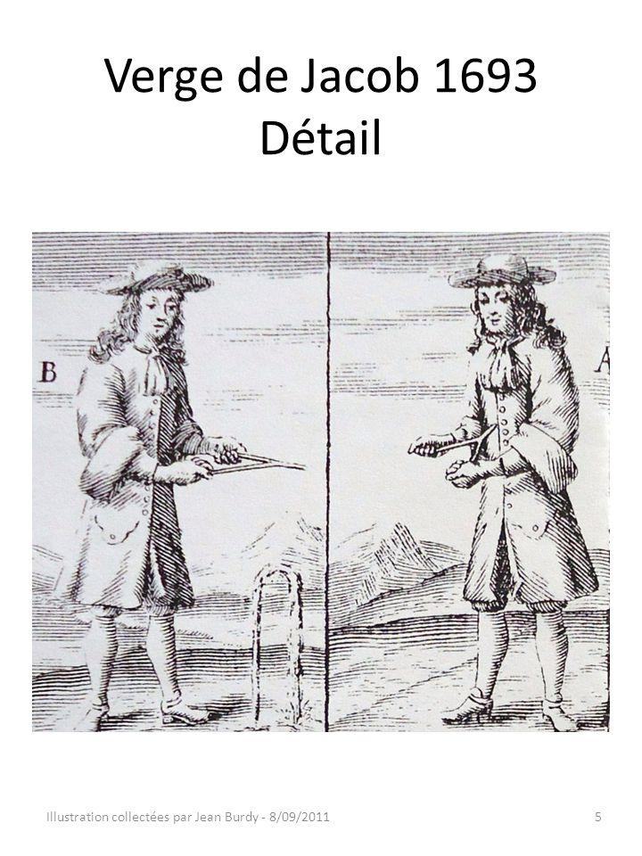 Verge de Jacob 1693 Détail Illustration collectées par Jean Burdy - 8/09/20115