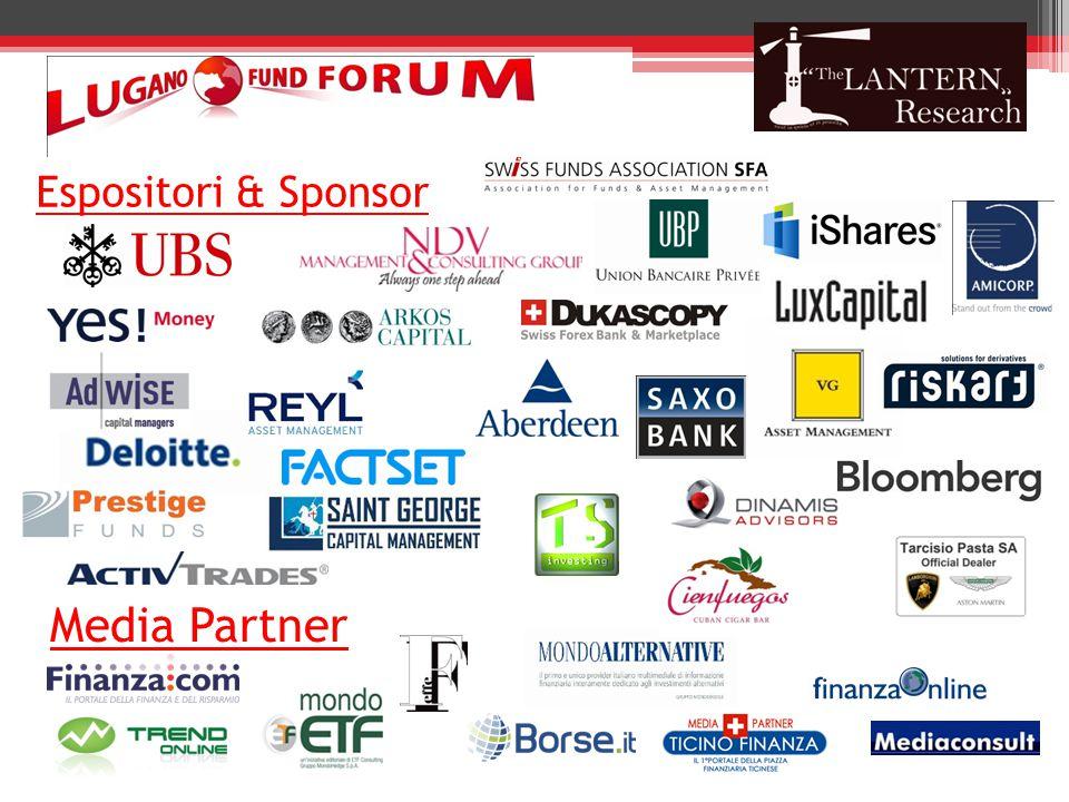 Espositori & Sponsor Media Partner