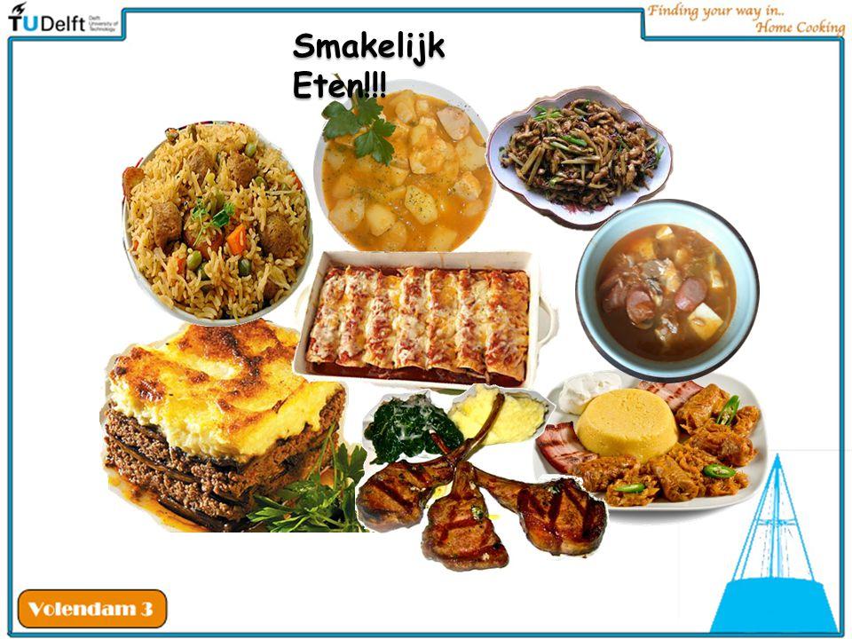 Smakelijk Eten!!!