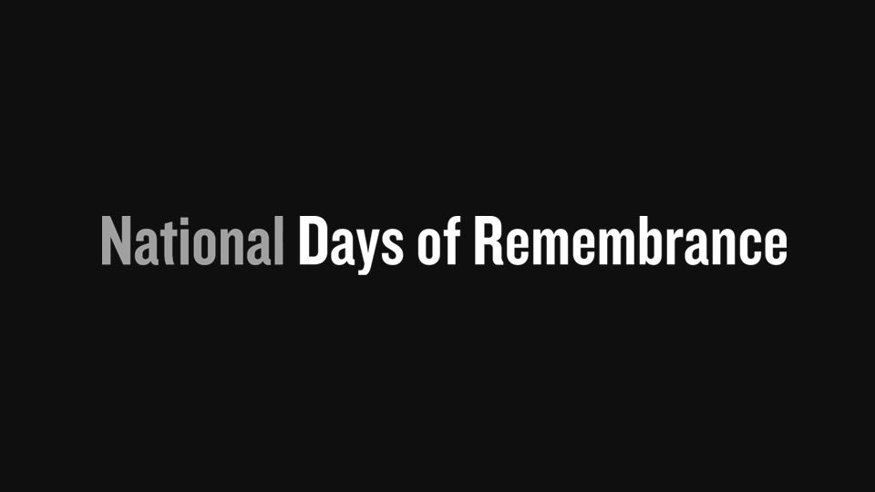 The 2012 Days of Remembrance commemorate the actions of rescuers during the Holocaust.