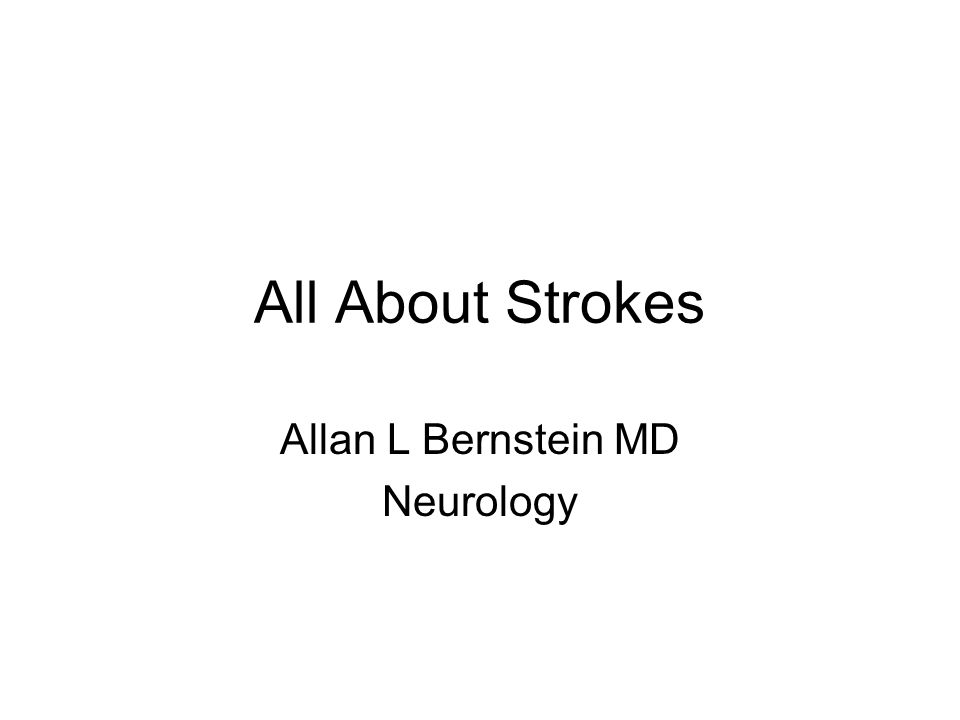 Definition of Stroke Ischemic stroke: Clot blocks blood flow through one of the arteries feeding the brain