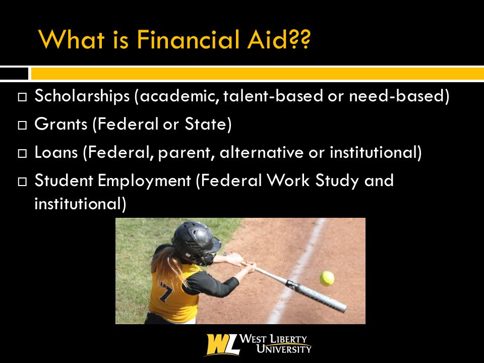 What is Financial Aid .