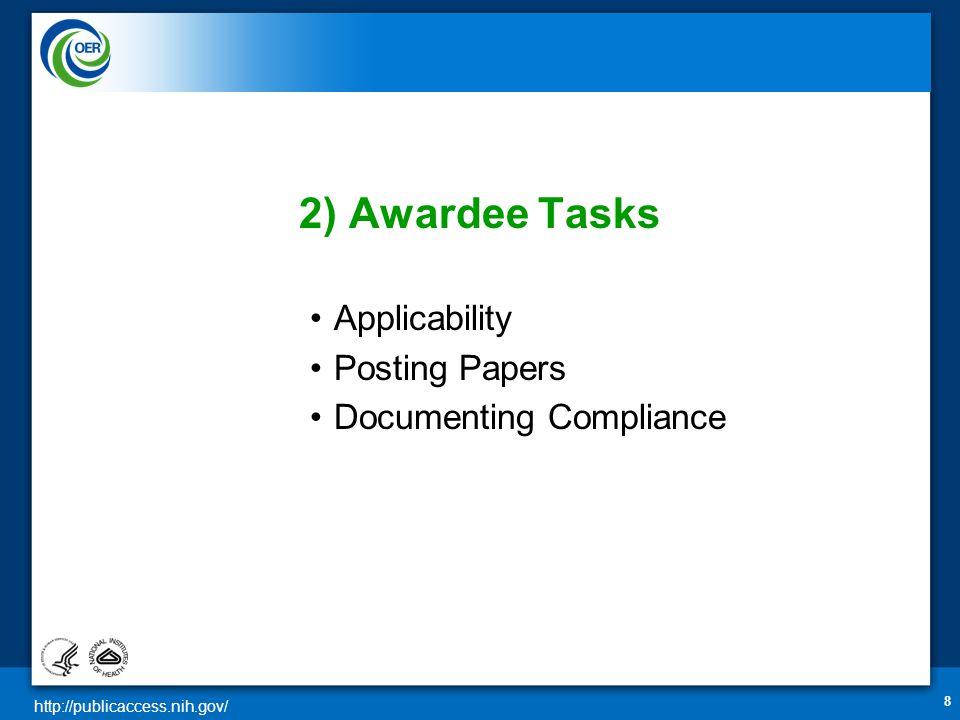 69 http://www.ncbi.nlm.nih.gov/sites/pmctopm Working in Batches: PMID – PMCID Converter Tool