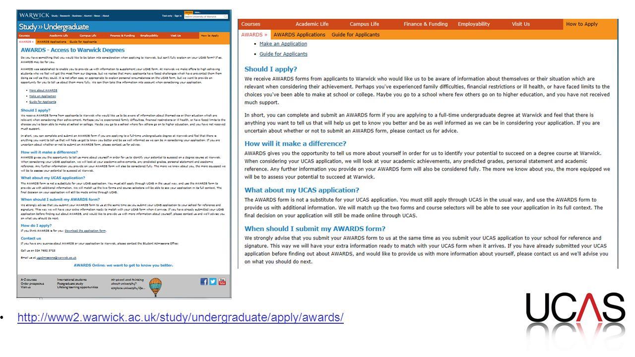http://www2.warwick.ac.uk/study/undergraduate/apply/awards/