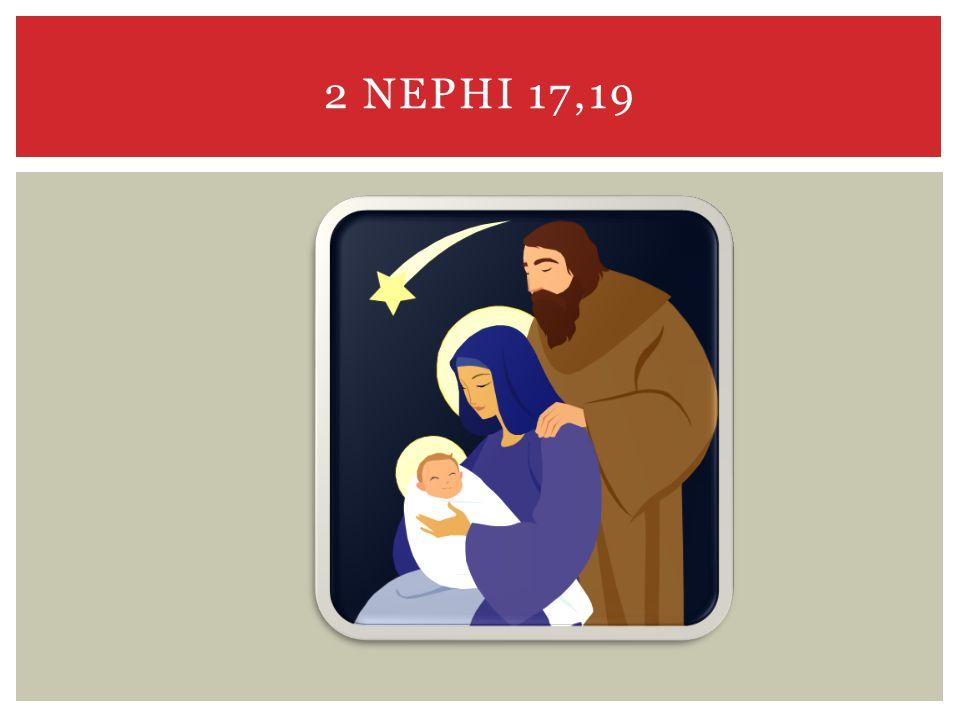 2 NEPHI 17,19