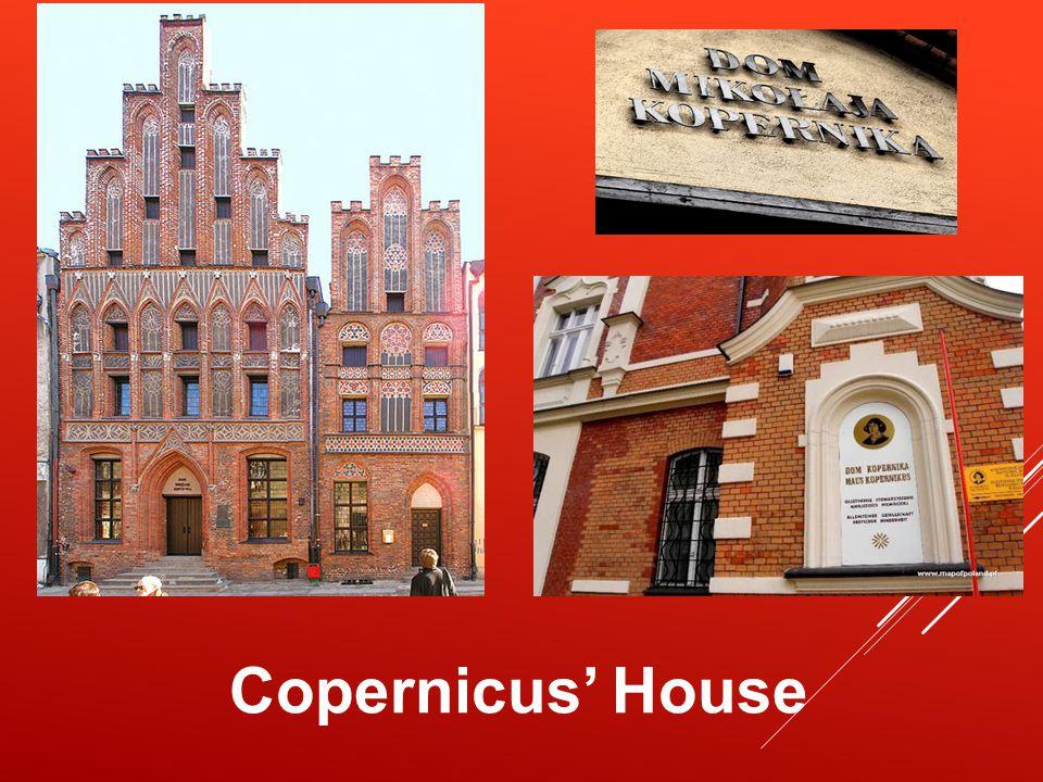 Copernicus' House