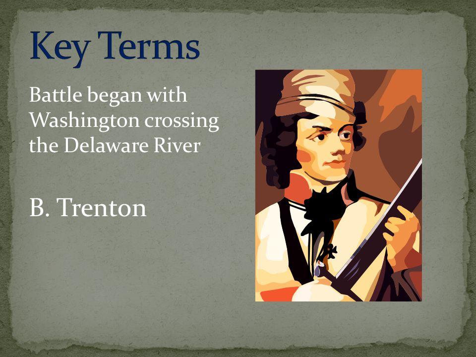 What crucial mistake did British General Cornwallis make the led to British defeat.