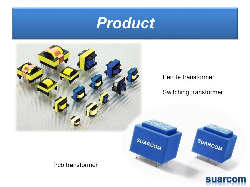 Product Ferrite transformer Switching transformer Pcb transformer
