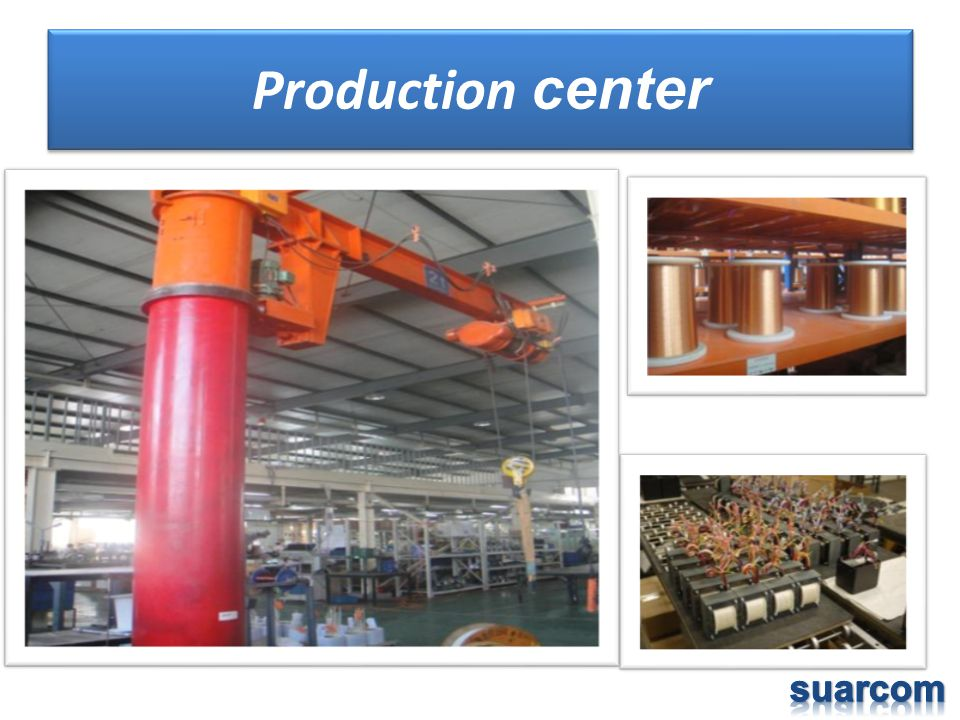 Production center