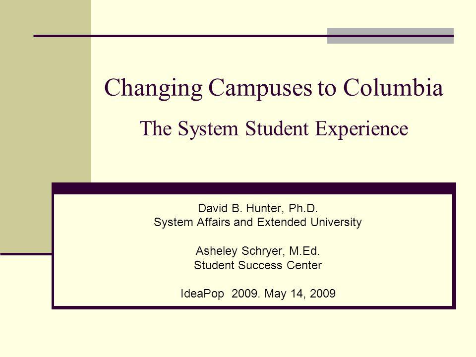 The Transition Guide http://saeu.sc.edu/studentshttp://saeu.sc.edu/students (then,Transition Guide)