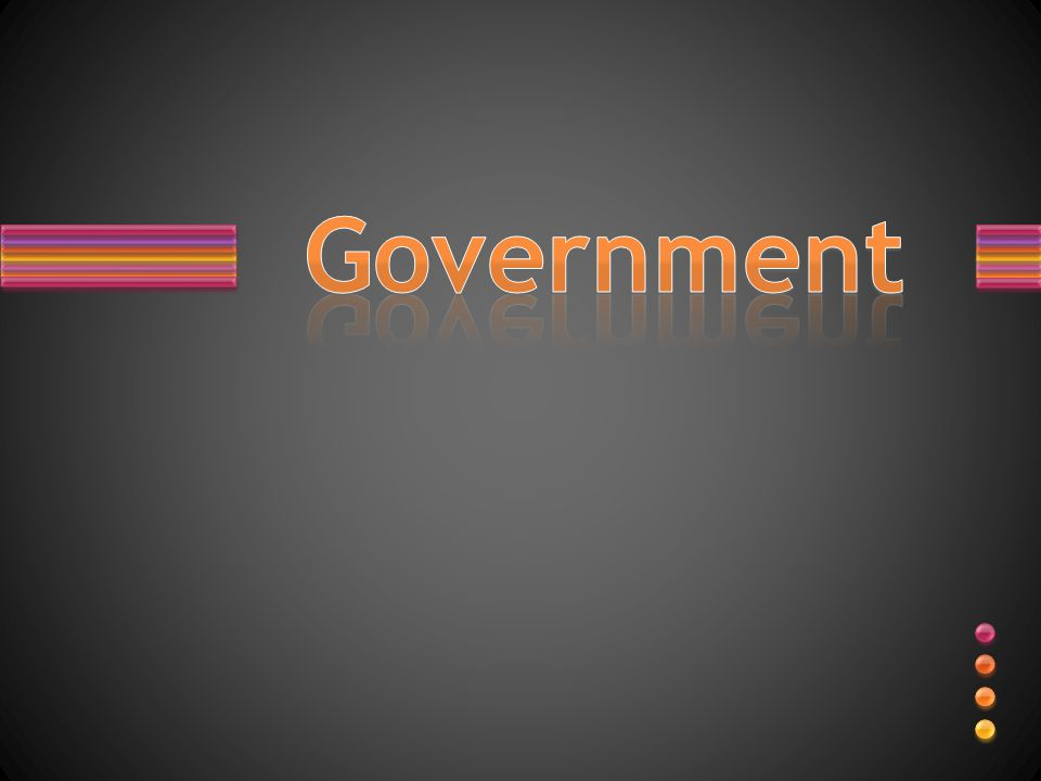 TRUE or FALSE? A government sets up and enforces laws.