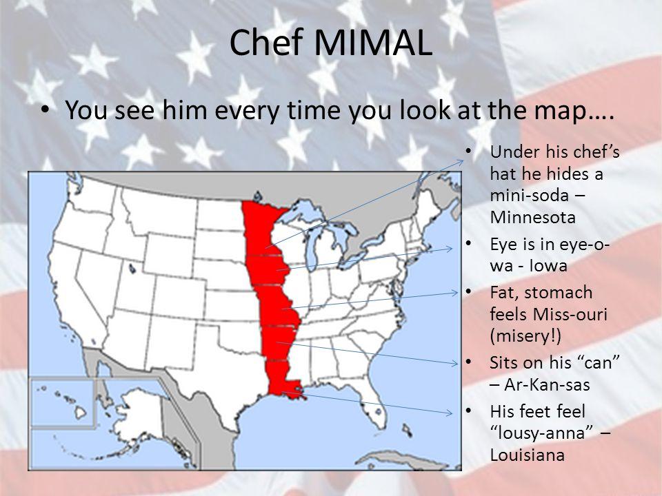 Chef MIMAL M – Minnesota The Chef's HAT