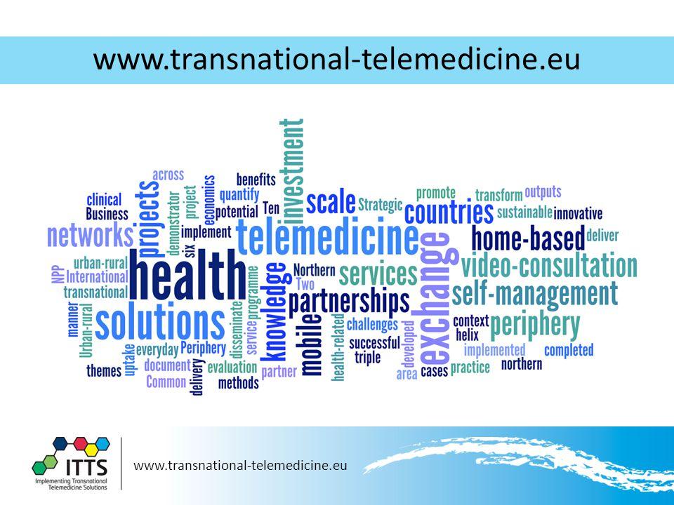 www.transnational-telemedicine.eu