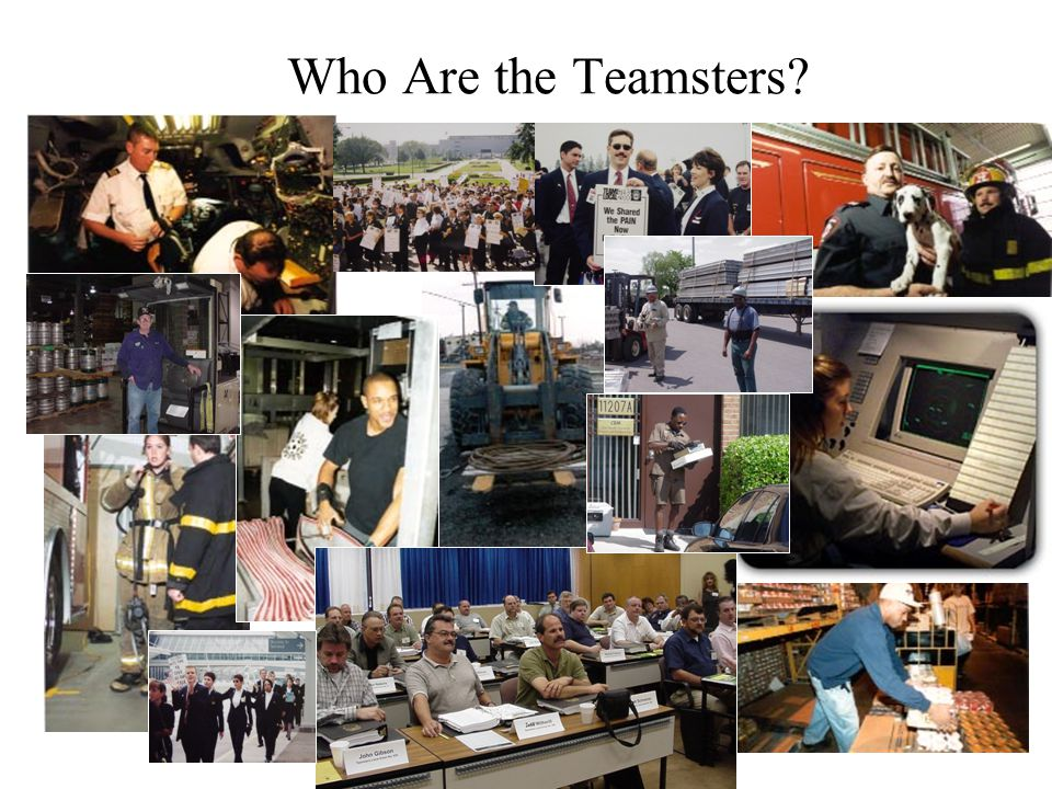 Who are the Teamsters