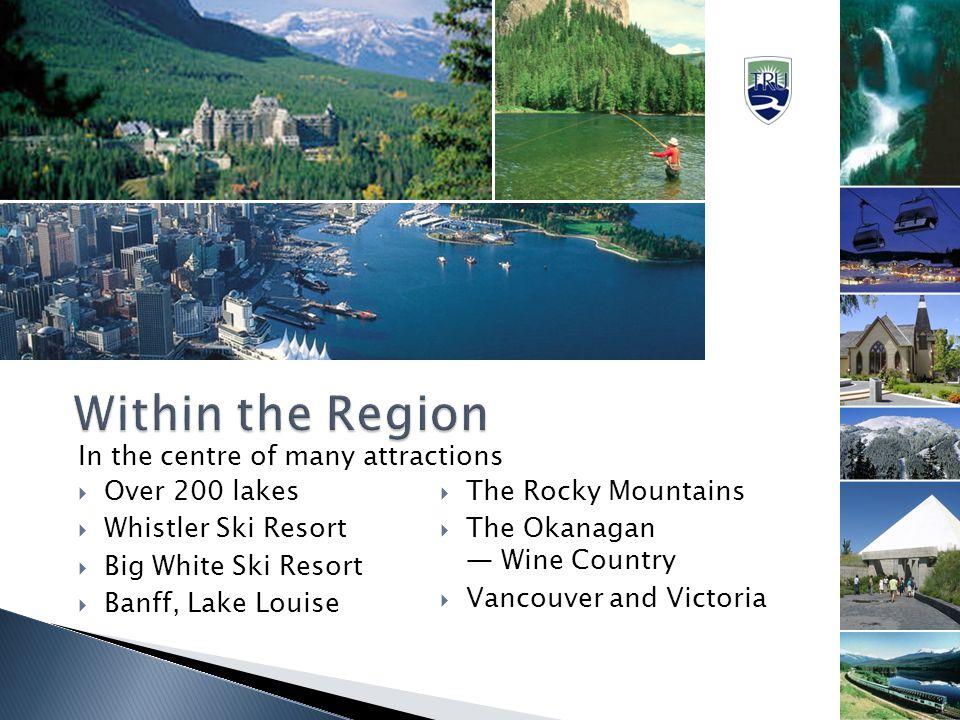 Thompson Rivers University Kamloops, British Columbia Canada Thank You.