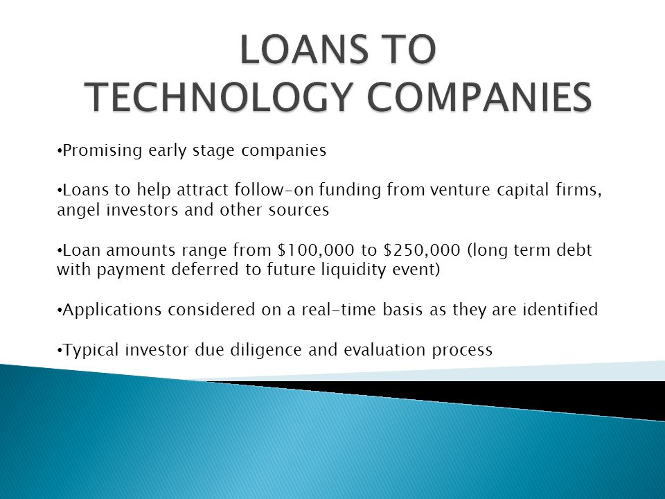 High potential early stage small, minority- and women-owned technology company with clear path to follow-on funding, particularly engaged in cyber security, energy, life sciences or Health IT Prefer company be affiliated with a member of the Maryland Business Incubation Association (MBIA)