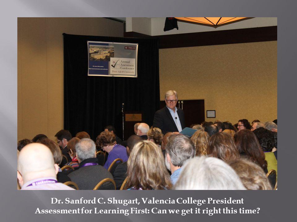 Dr. Sanford C.