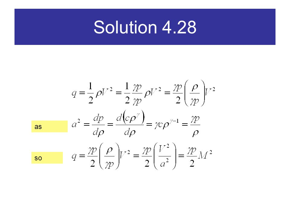 Solution 4.28 so as