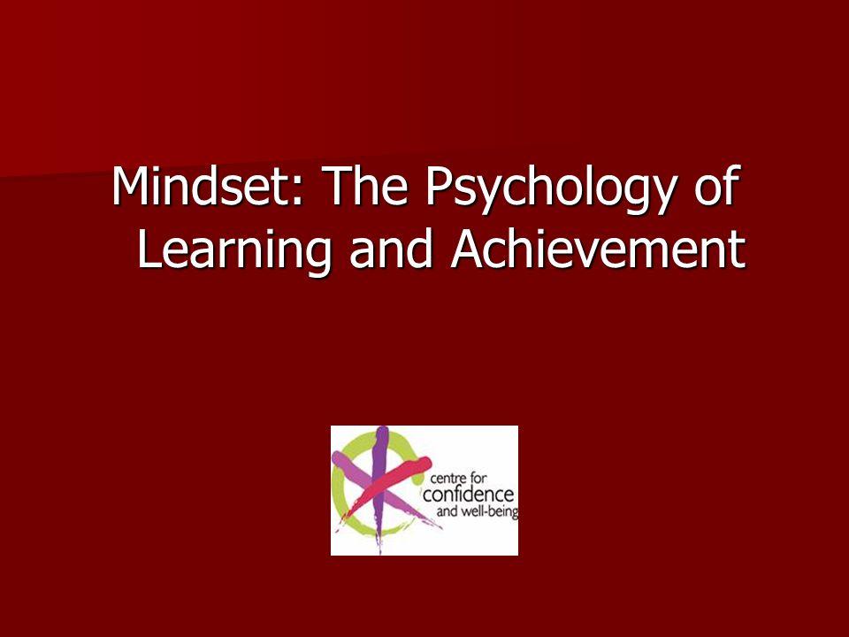 Mindset: The Psychology of Success