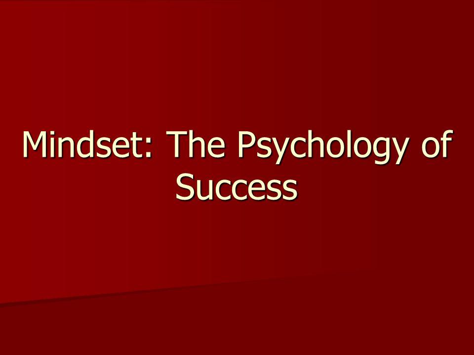 Agenda Two mindsets Two mindsets Motivational framework supporting mindsets Motivational framework supporting mindsets Praise Praise The brain The brain Lasting change Lasting change Summary Summary