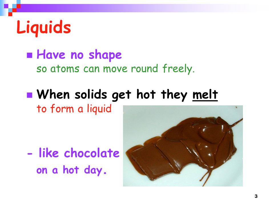 4 Solids remember how they grew .We look at 2 ways that solids grow.