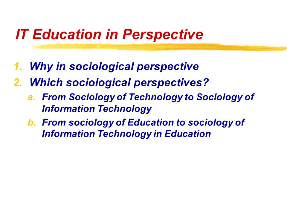 Thinking Sociologically about Technology 1.What is technology.