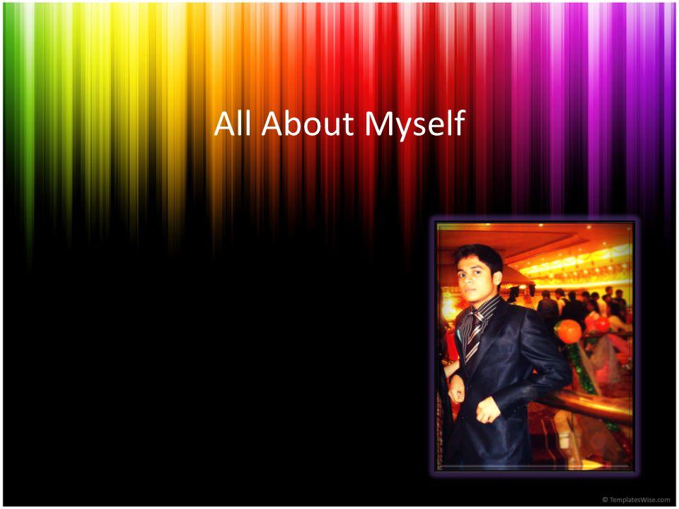 About me..My name is Mushfiqur Rhamn Tuhin.