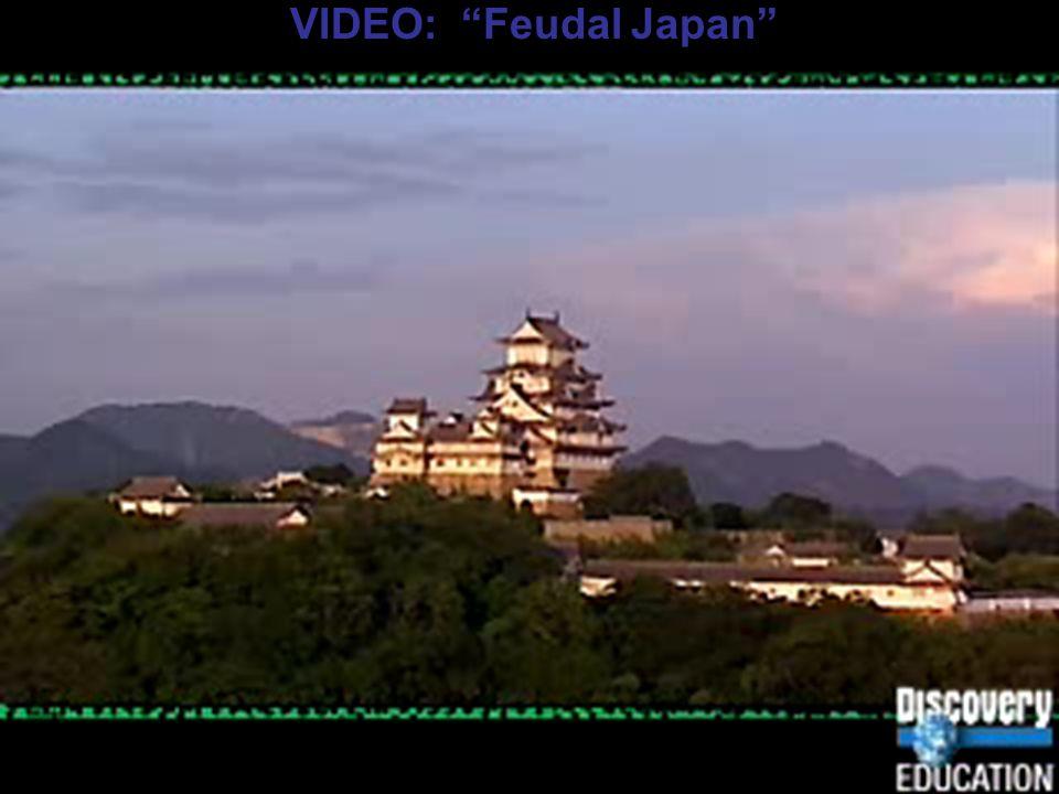 VIDEO: Feudal Japan