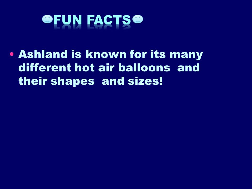Handicap  Some hot air balloons are made especially for wheel chairs!