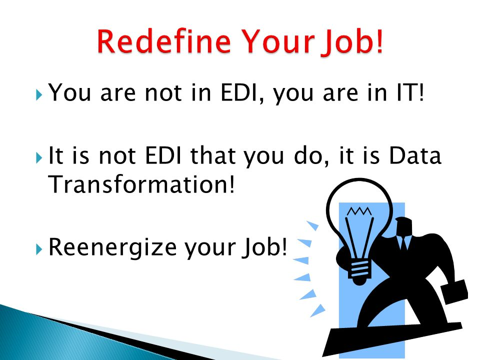  Is your EDI Mapping Tool an Any- to-Any Data Transformation Tool.