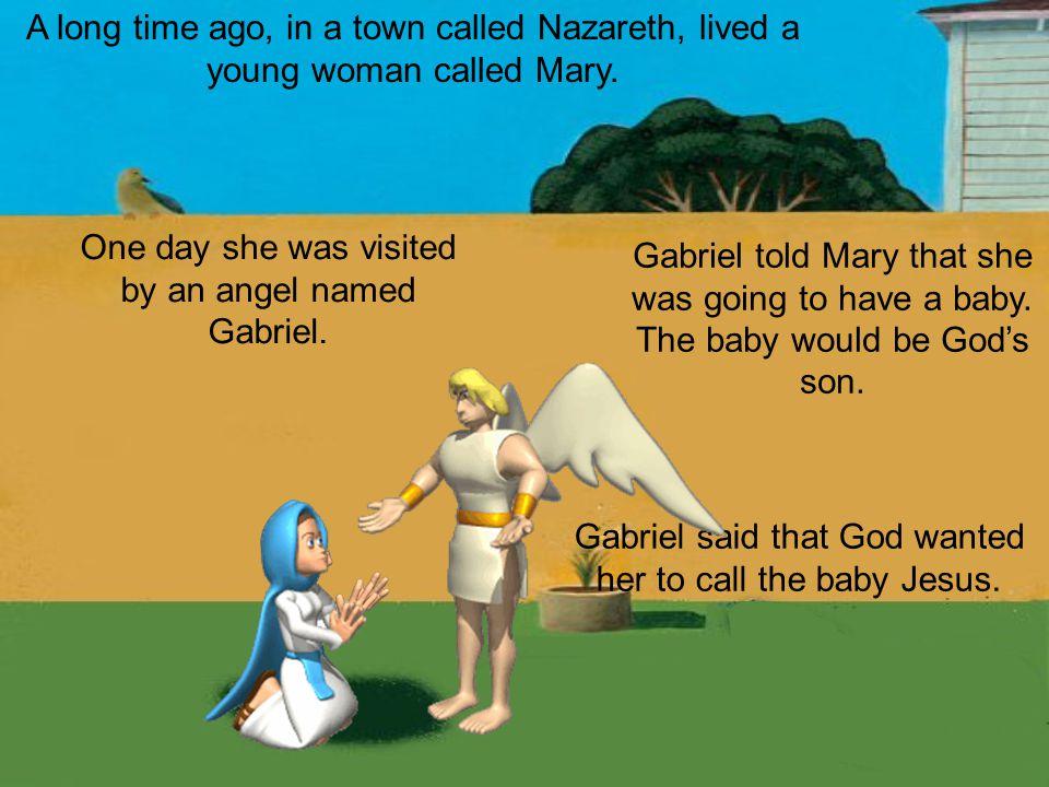 Soon afterwards, Joseph also had a dream.
