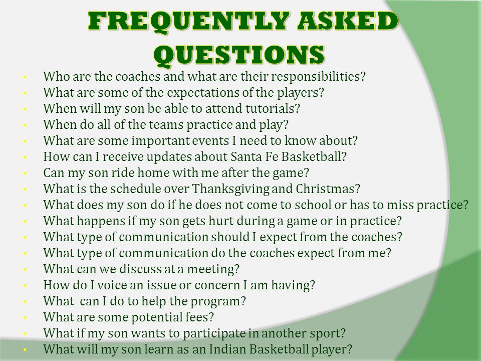 Who are the coaches and what are their responsibilities.